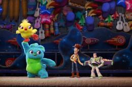 I protagonisti Toy Story 4
