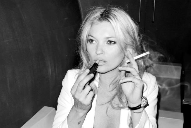 Kate Moss modella di successo