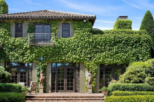 Una casa di San Francisco di proprietà di Michelle Pfeiffer