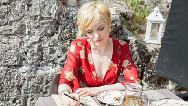 Angelique Cavallari nel film Seguimi