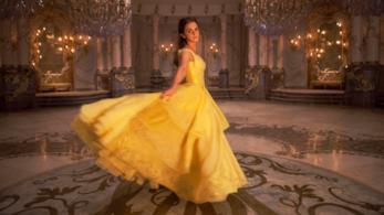 Emma Watson in La bella e la bestia