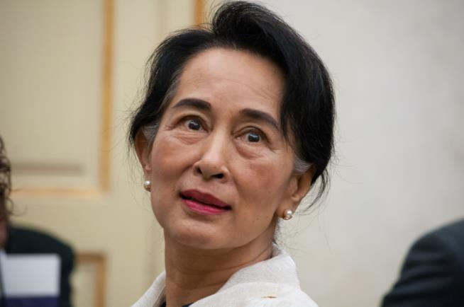 Aung San Suu Kyi, film di Luc Besson The Lady