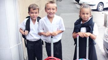La divisa scolastica e il rientro a scuola