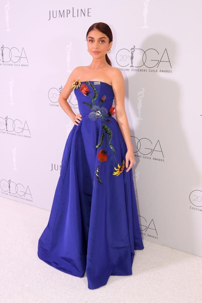 Sarah Hyland al CDGA Awards