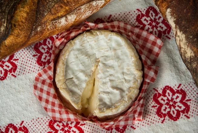 Uno dei formaggi francesi più famosi: il Camembert