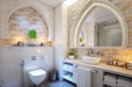 Idee green per arredare il bagno con le piante