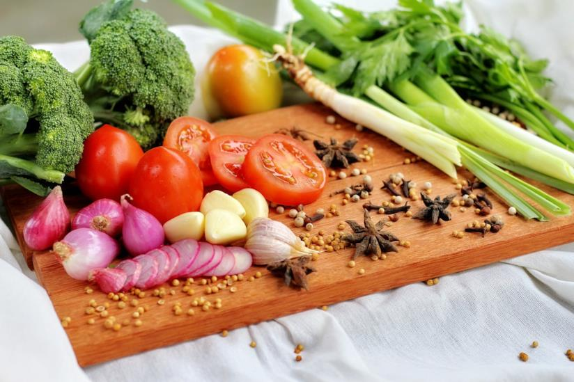 Schiscetta a base di verdure