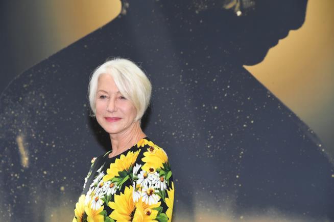 Helen Mirren recita nel nuovo film di Carlo Virzì a Venezia 74