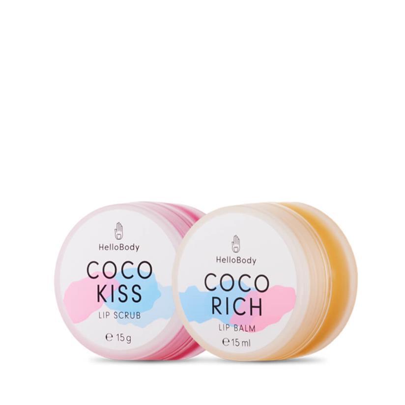 Coco Kiss e Coco Rich di Hello Body