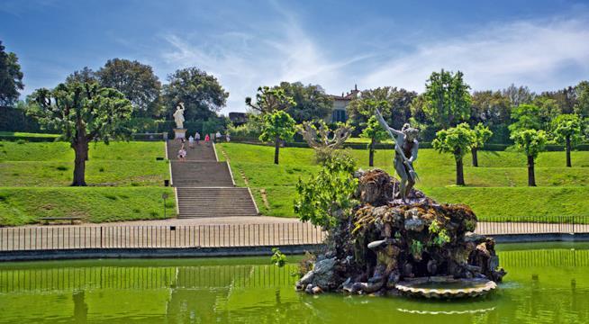 I 10 giardini pi belli d 39 europa - I giardini di boboli ...