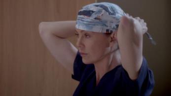 Meredith e il LAVORO
