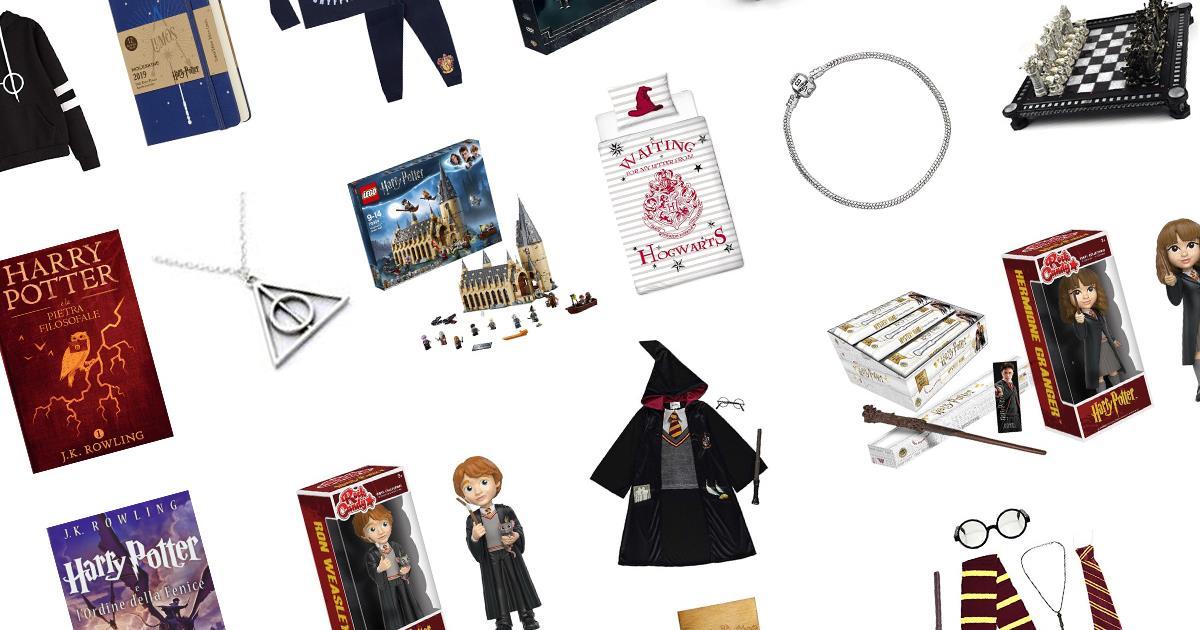 Regali Di Natale Per Ragazze 12 Anni.I 20 Regali Per Fan Di Harry Potter Che Gli Piaceranno Da Impazzire
