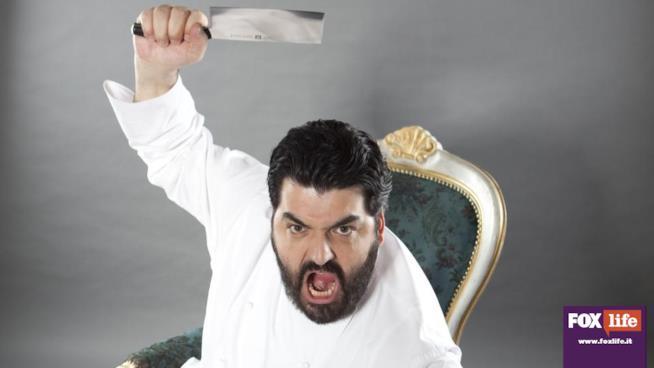 Antonino Cannavacciuolo per Cucine da Incubo