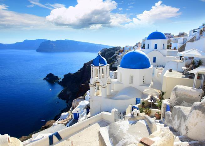 Viaggi 2018 Luglio: Grecia, Santorini
