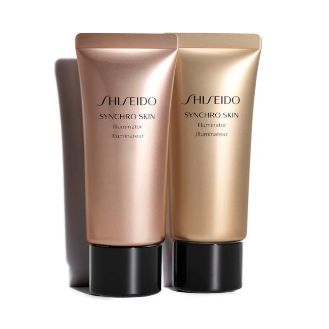 I nuovi illuminanti di Shiseido