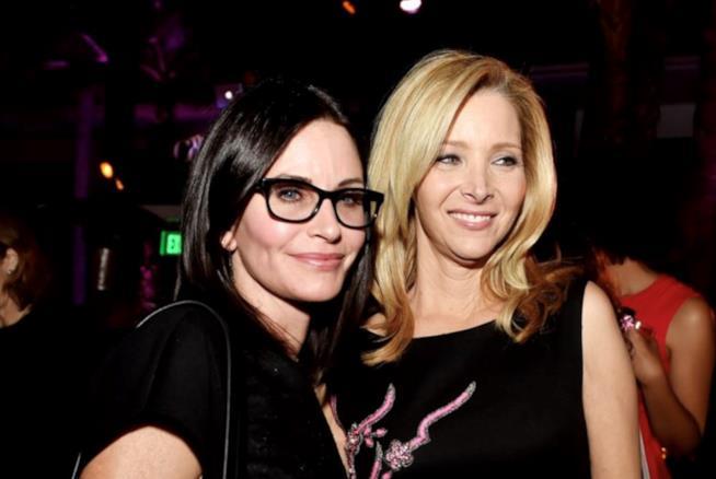 Courteney Cox e Lisa Kudrow