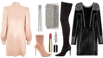 Outfit per la notte di Capodanno da Zara, H&M e Topshop