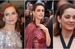Alcuni dei beauty look delle star al settimo giorno di Cannes 2019