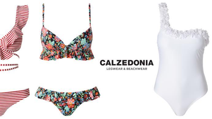 Costumi da bagno Calzedonia 2018: il catalogo
