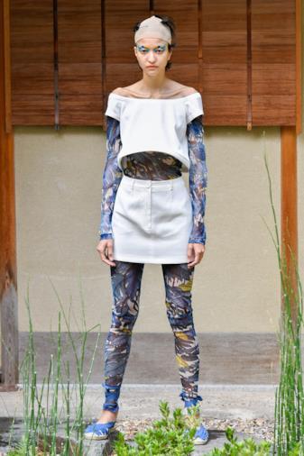 Sfilata JUNKO SHIMADA Collezione Donna Primavera Estate 2020 Parigi - _CSC3496