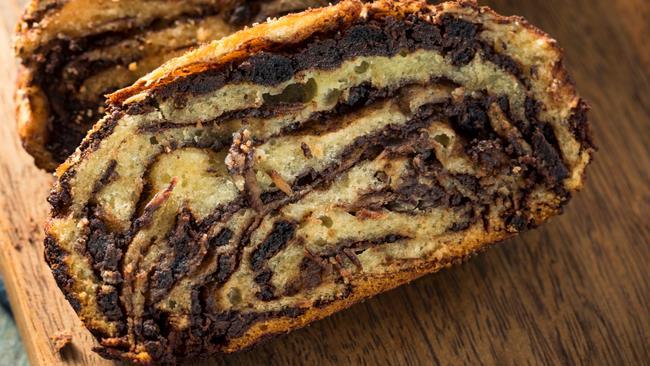 Pane dolce alla Nutella, ricetta americana