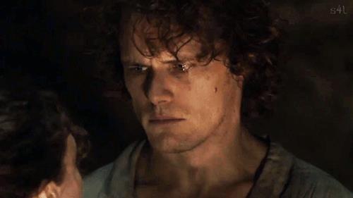 Jamie piange