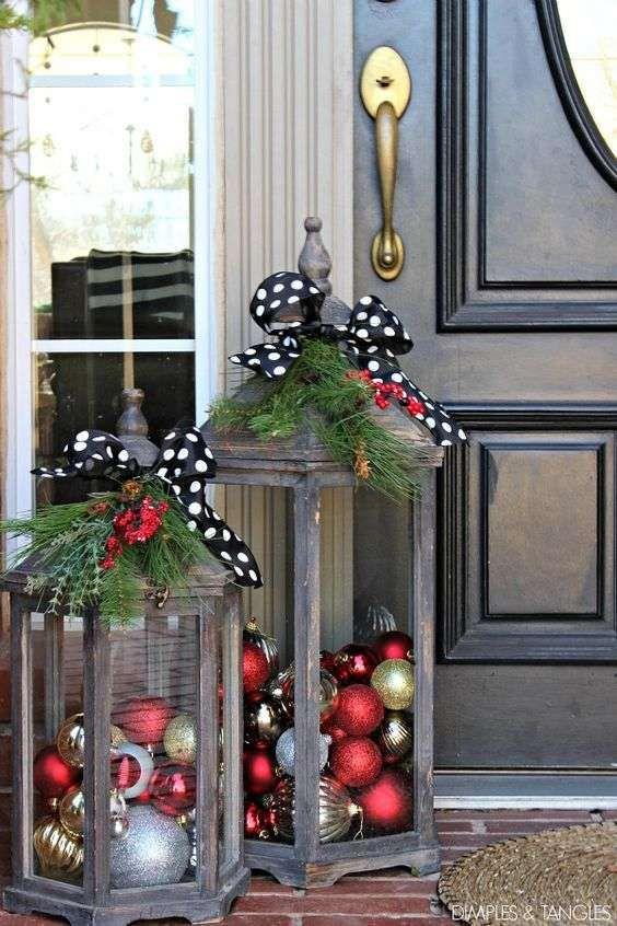 Addobbi Natalizi Esterni Casa.Come Addobbare Casa A Natale
