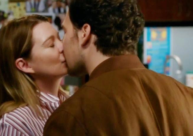 Meredith Grey e Andrew DeLuca