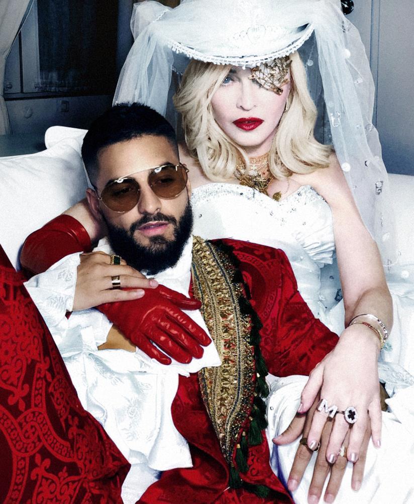 Medellin Madonna e Maluma
