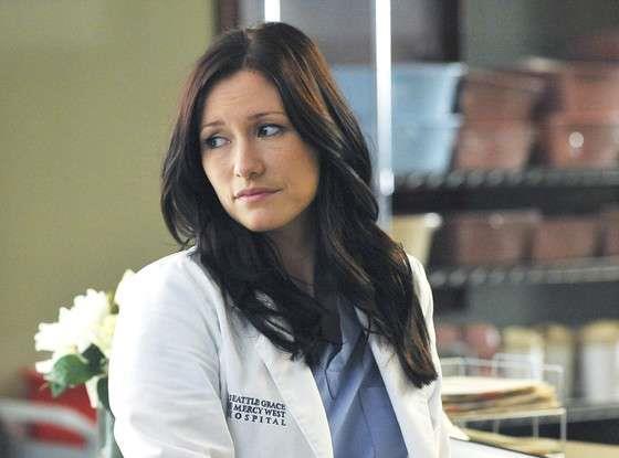 Chyler Leigh Grey's Anatomy