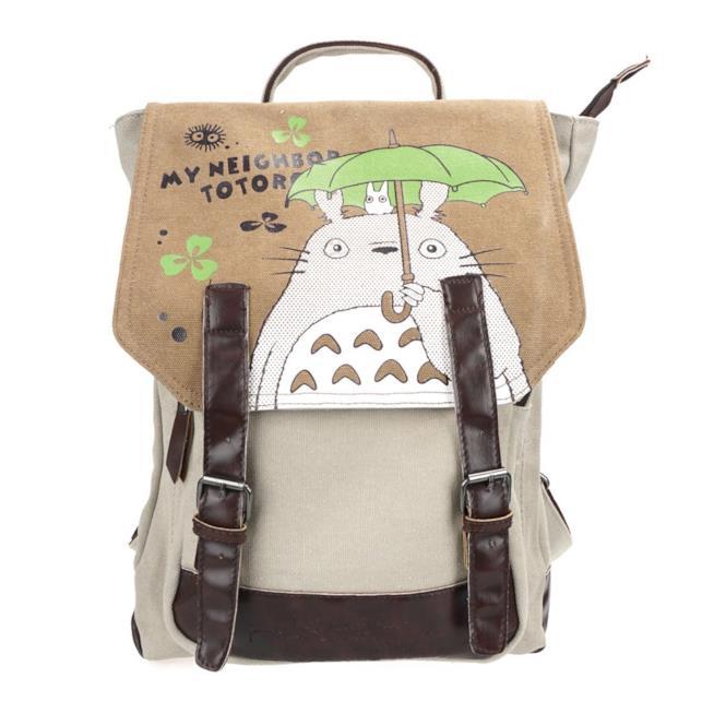 Zaino in lino di Totoro