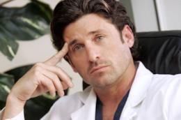 Patrick Dempsey, amato dottor Shepherd di Grey's Anatomy