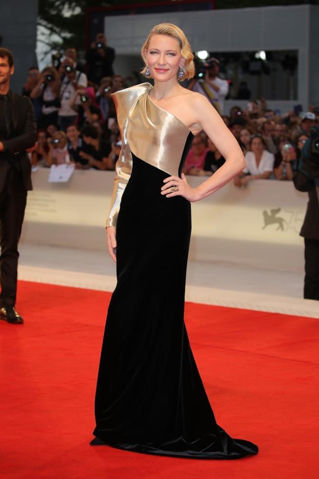 Il look di Cate Blanchett