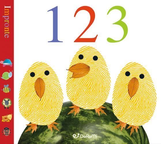 1 2 3. Impronte - Doremì Junior