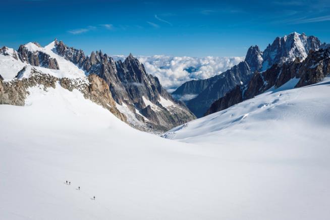 Sport invernali e panorami mozzafiato a Courmayeur
