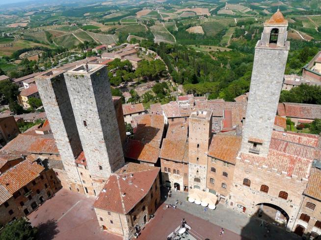 San Gimignano e le sue caratteristiche e famose torri
