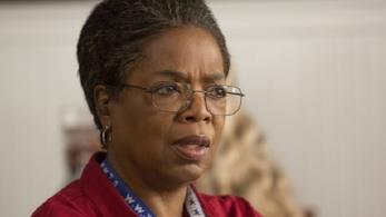 Oprah Winfrey in una scena de La vita immortale di Henrietta Lacks