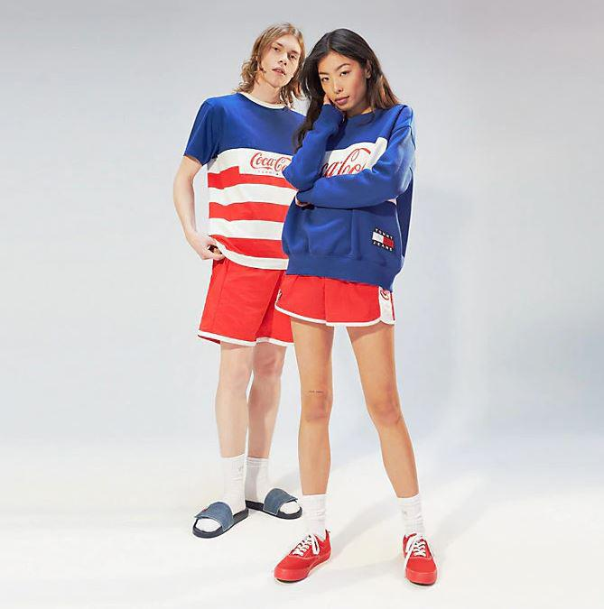 Tommy Hilfiger x Coca-Cola Capsule Collection