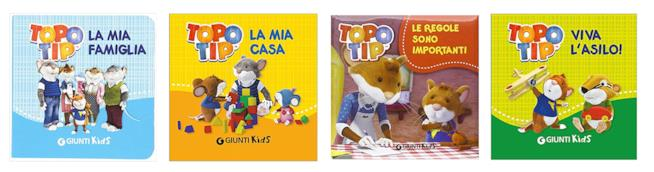 I nuovi libri di Topo Tip