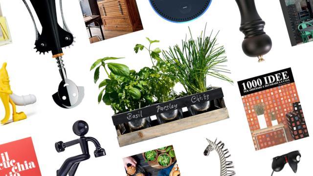 100 idee regalo per chi compra casa nuova