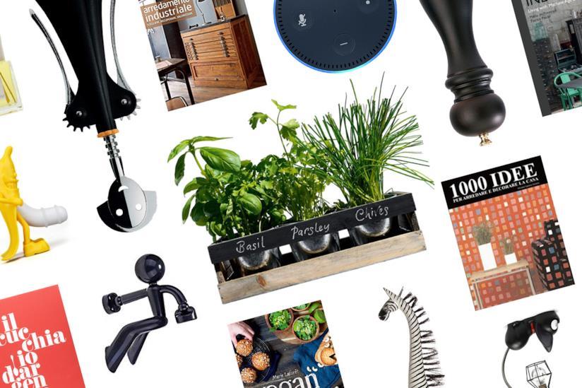 100 idee regalo per chi compra casa nuova for Idee regalo casa nuova