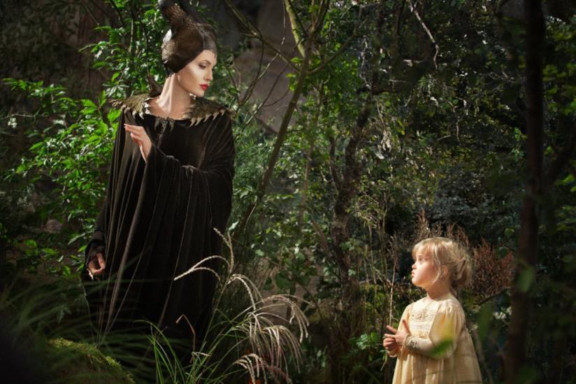 Angelina Jolie e Vivienne Pitt