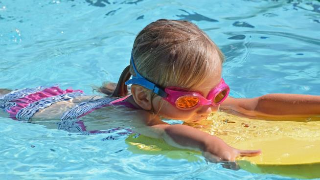 Piscina gonfiabile e bambini: come utilizzarla in tranquillità