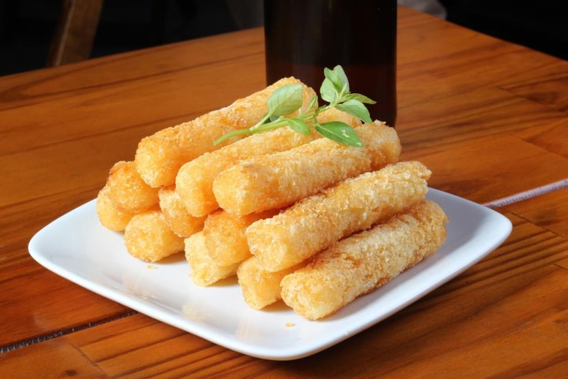 Ricetta della manioca fritta