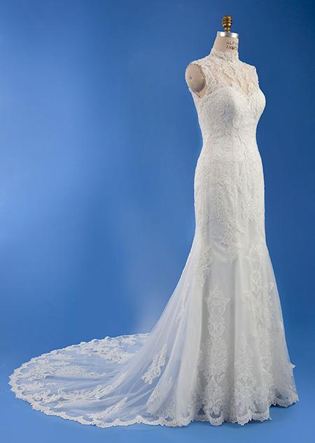 L'abito da sposa ispirato a Mulan