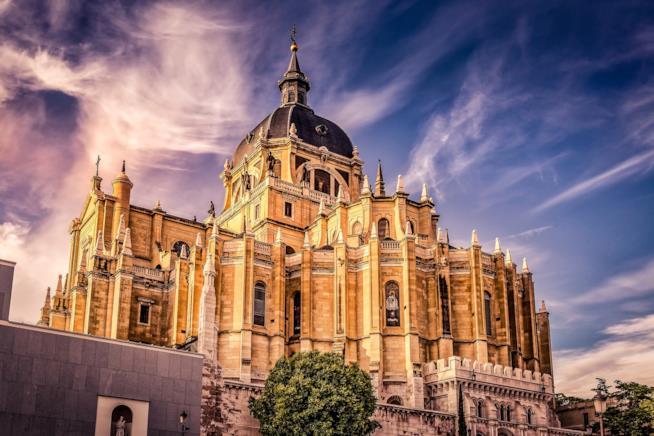 La Cattedrale dell'Almudena di Madrid