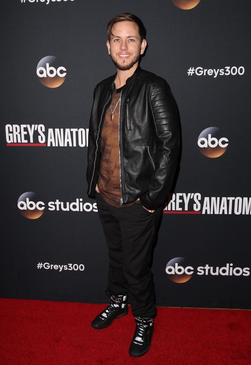 Alex Blue Davis interpreta il dottor Casey Parker in Grey's Anatomy 14
