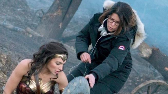 Dietro le quinte di Wonder Woman
