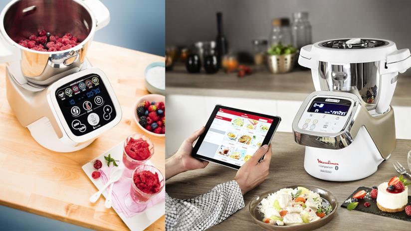 La TOP10 dei robot da cucina