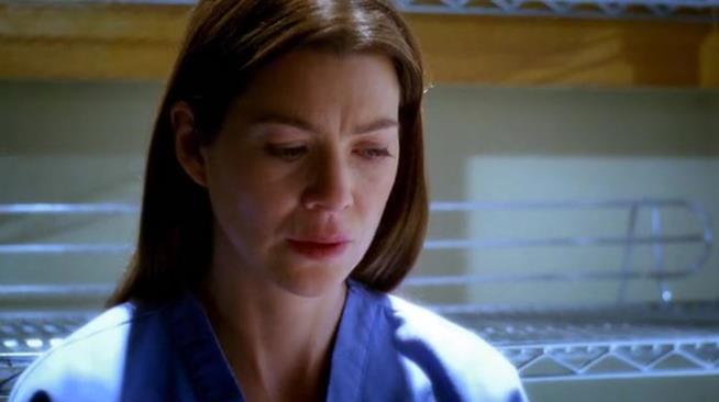Grey's Anatomy: una scena dell'episodio 3x17